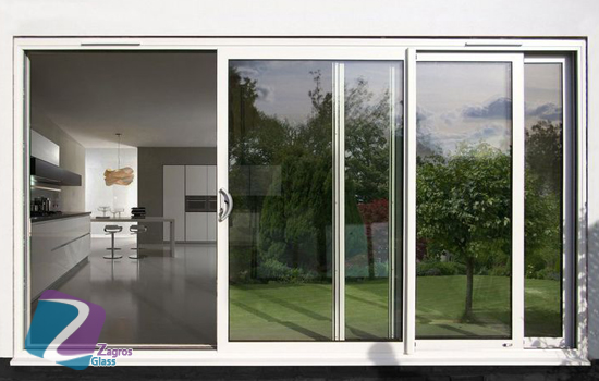 پنجره دو جداره فولکس واگنی