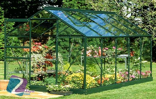 شیشه گلخانه
