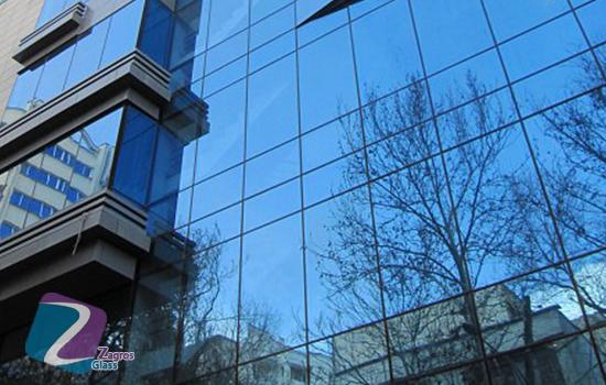 شیشه های انعکاسی
