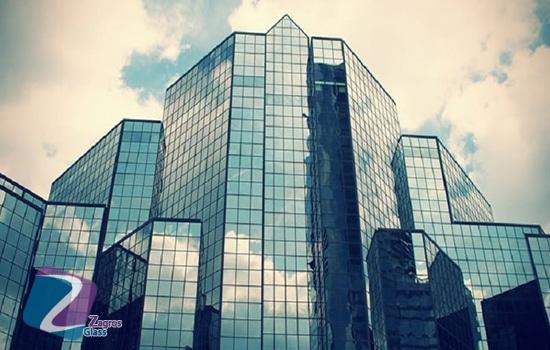 عیب های نمای شیشه ای