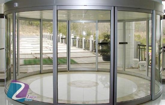 انواع درهای شیشه ای اتوماتیک