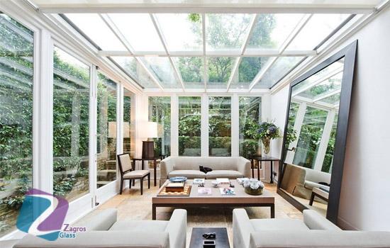 مزایای استفاده از شیشه به عنوان مصالح ساختمانی